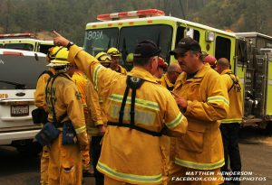 BC KB at Rocky Fire 2015