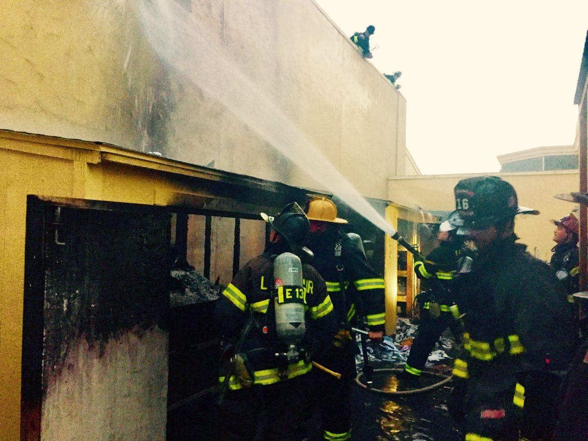 Tiburon Fire - Volunteer Firefighters
